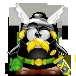 Tux Astérix