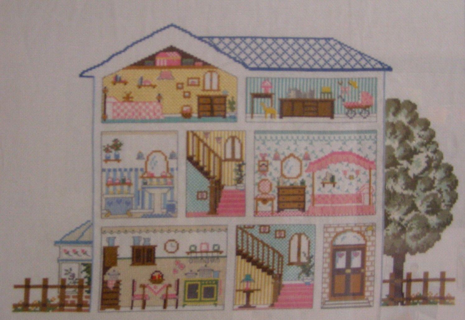 Broderies de maman page 2 - Cree ma maison en 3d gratuitement ...